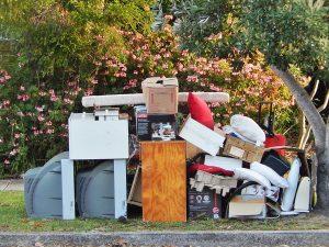 old furniture disposal