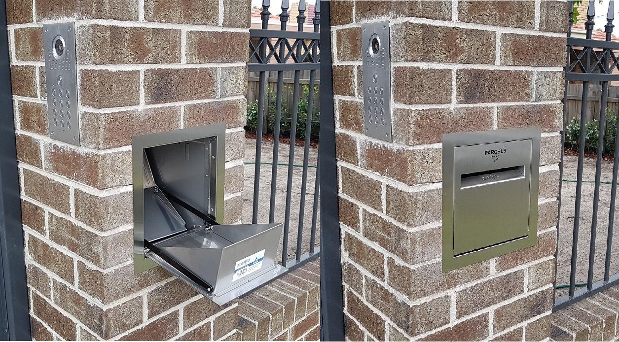 parcel letterbox Australia